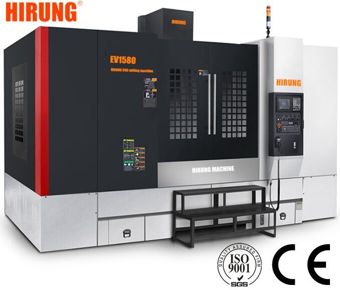 Heavy Metal Type Cutting CNC Vertical Machine Center (EV1270L)