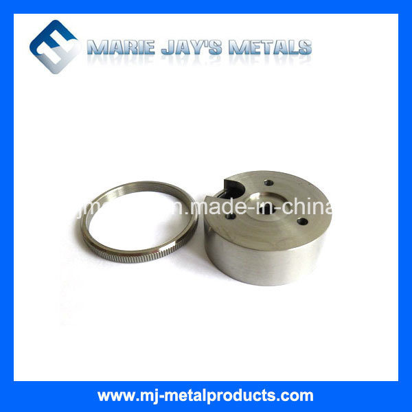 Titanium CNC Machining Parts with High Quality