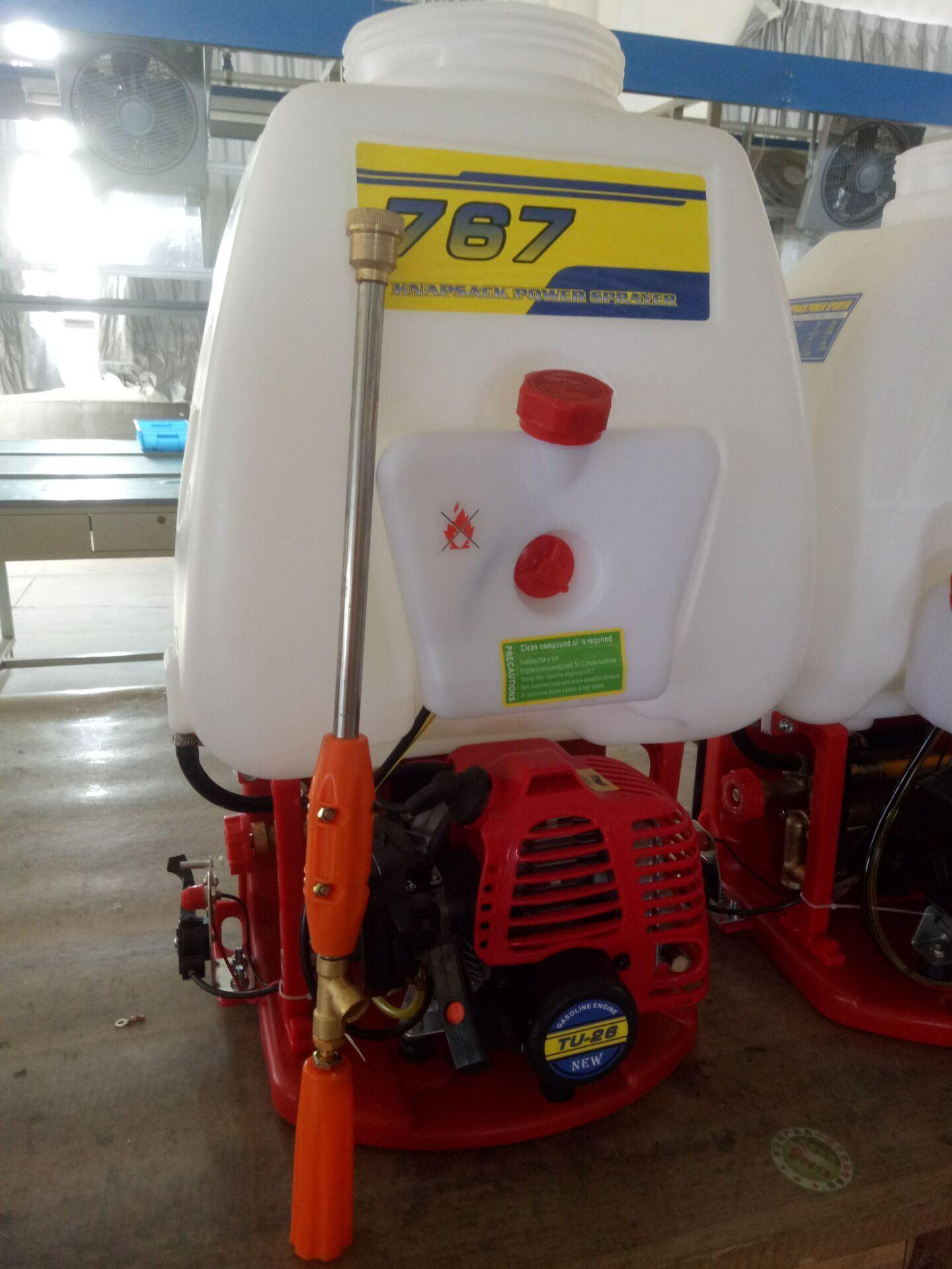 Agricultural Machinery Knapsack Gasoline Power Sprayer 909