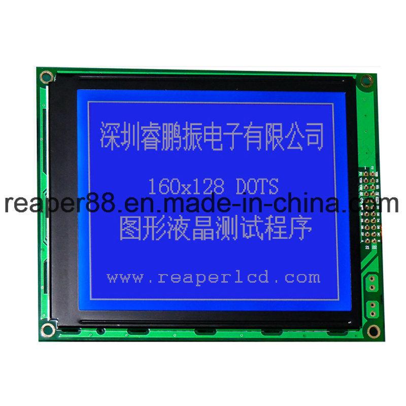 COB 160X128 Graphic LCD Module