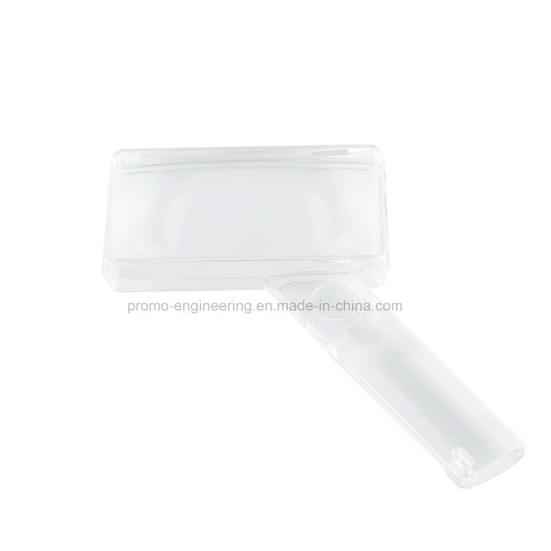 Promotion Plastic Magnifying Glass High Quality Custom Plastic Magnifier