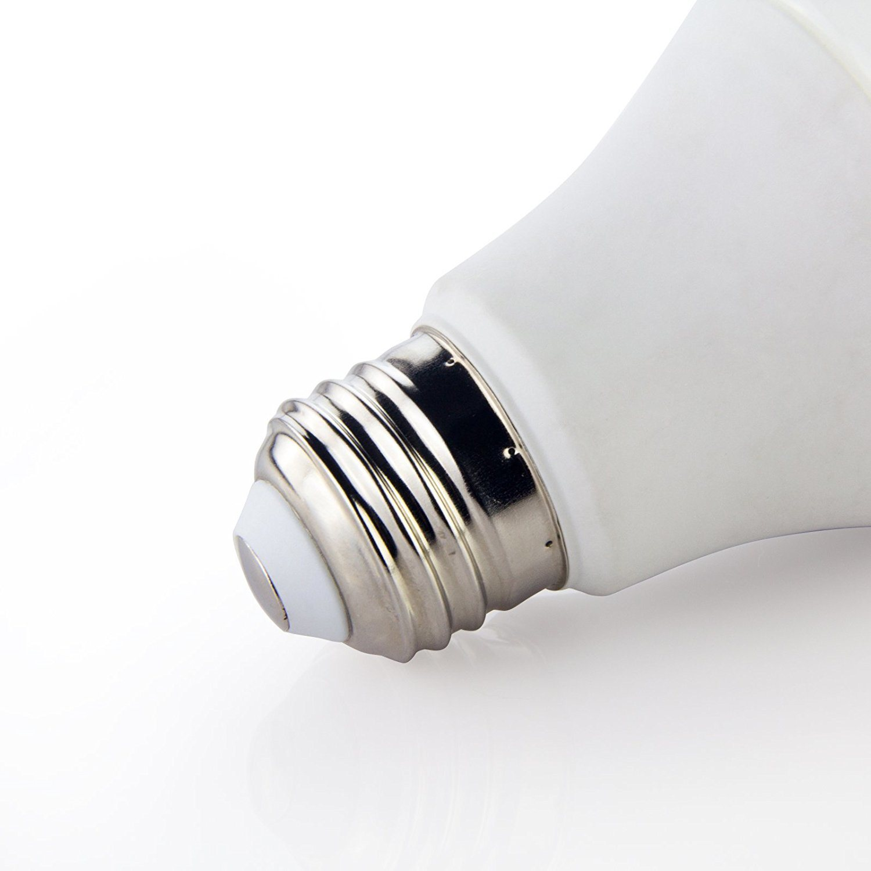 Aluminum+Plastic Heat Sink PC Cover 4W 6W 8W 10W 12W 15W LED Bulb E26 E27 B22 E14 Base High Quality Lamp