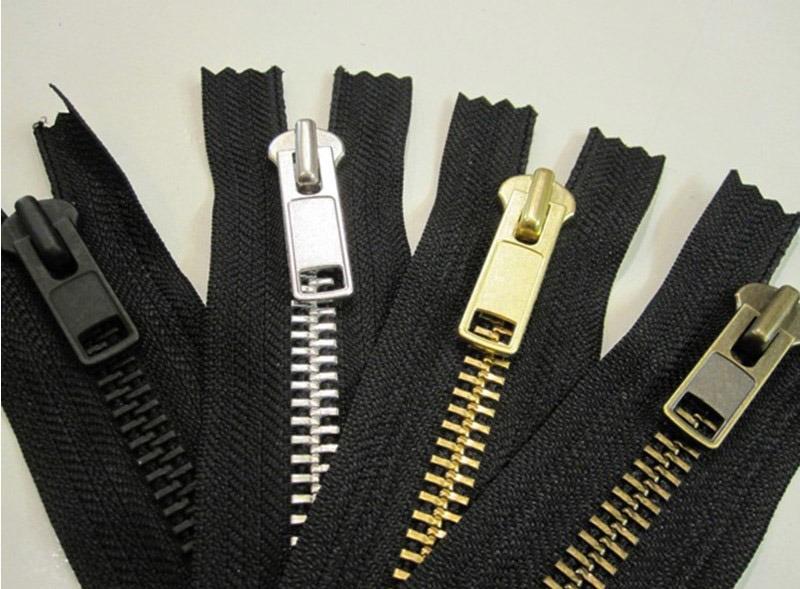 High Quality Metal Zipper