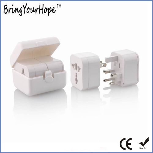 Poplular Au/EU/Us/UK Plug Universal Travel Adapter (XH-UC-020)