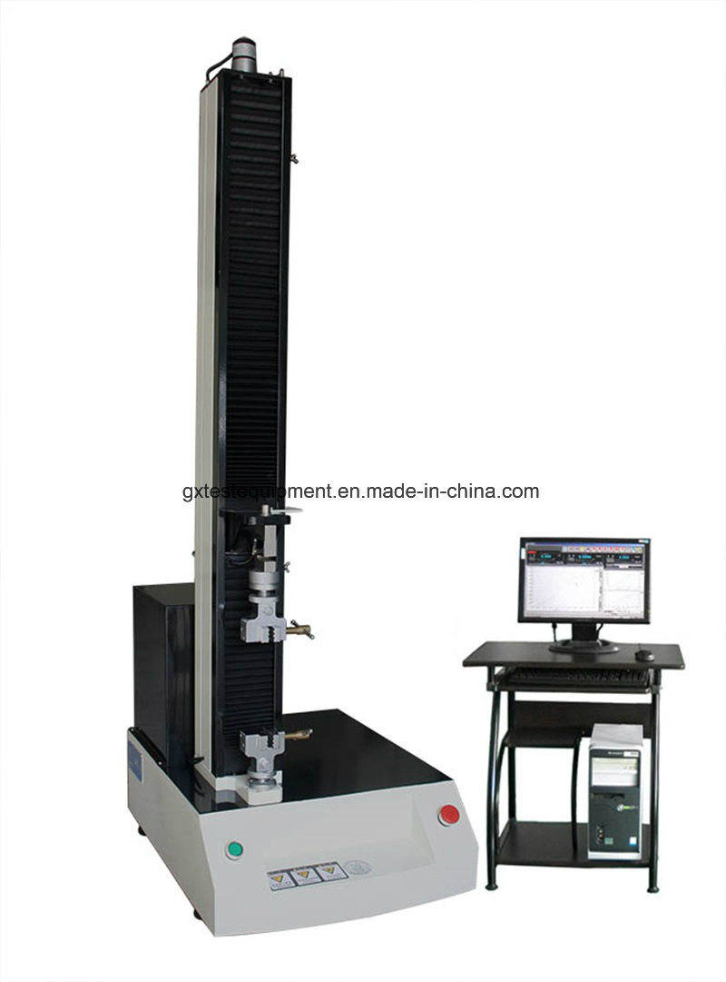 Servo Control Desktop Tensile Testing Machine for Leather Testing