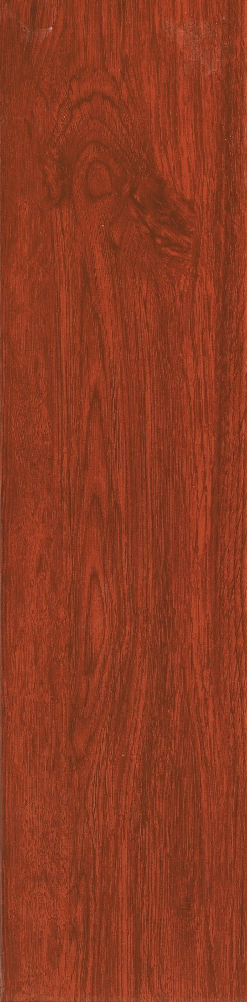 Fashionable Maroon Color Wooden Simple Design Porcelain Floor Tile
