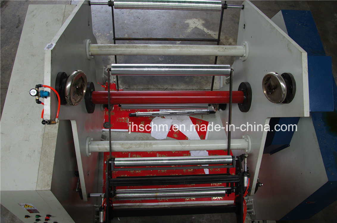 Automatic Plastic Package Rotogravure Printing Machine