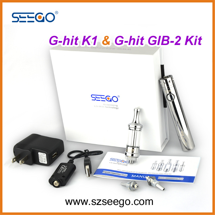 Fashion G-Hit Hookah Electronic Cigarette From Seego, Electronic Cigarette Mouthpiece