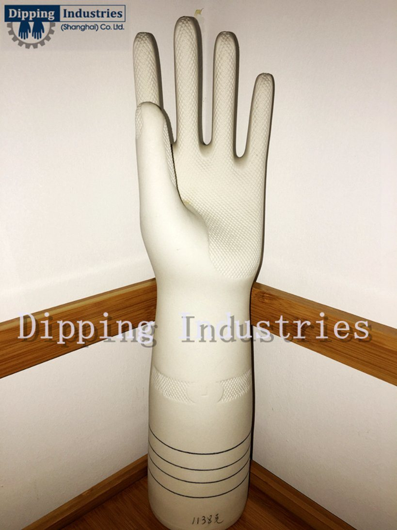 Pitted Household Ceramic Hand Moulds