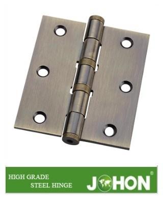 """Shower Hardware Steel or Iron Door Hinge (3.5""""X3"""" Square Corner hinge joint)"""