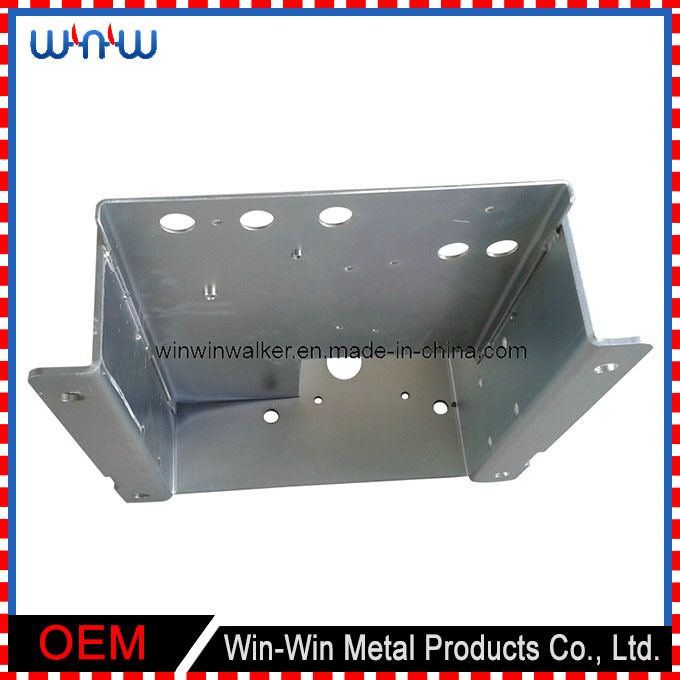 Outdoor Waterproof Lockable Stainless Steel Metal Enclosure Electric Cabinet