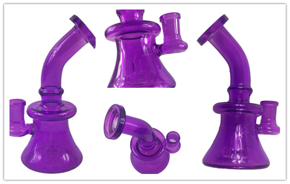 Hebei Factory Handblown Borosilicate Straight Glass Water Pipe