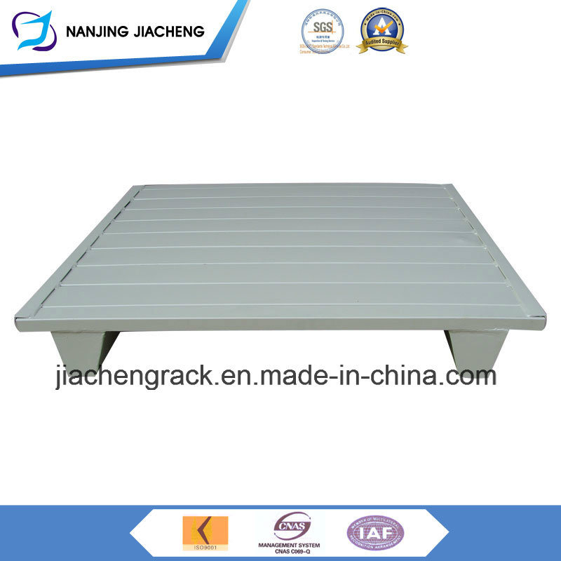 Warehouse Storage Customized Metal Pallet by Powder Coated
