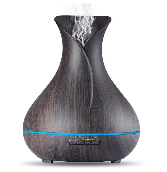 400ml Ultrasonic Aromatherapy Essential Oil Diffuser