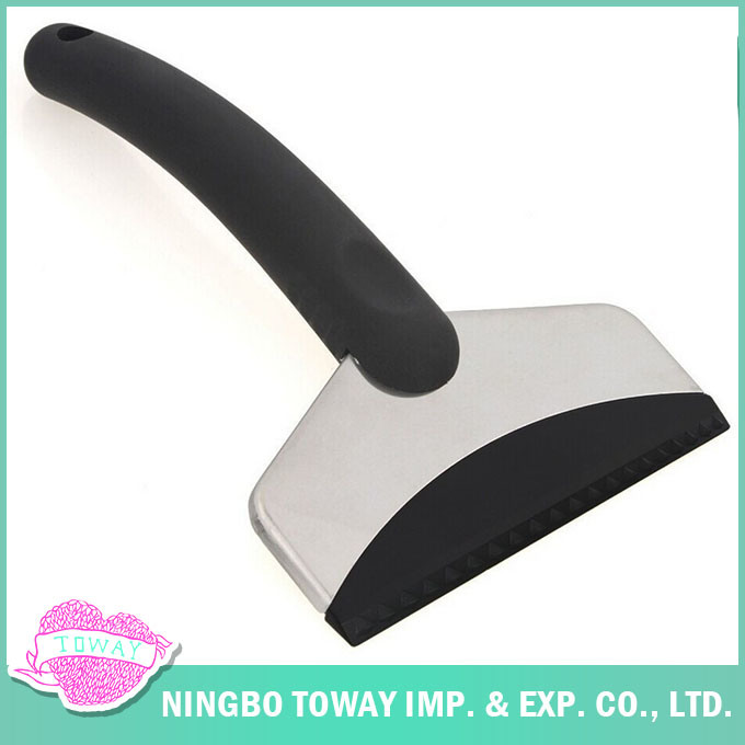 Driveway Windshield Novelty Frost Branded Ice Scraper for Car