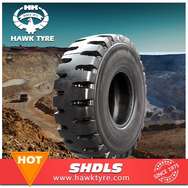 Radial OTR Tire, Loader Tire, Earthmover Tire (23.5R25 26.5R25 29.5R25)