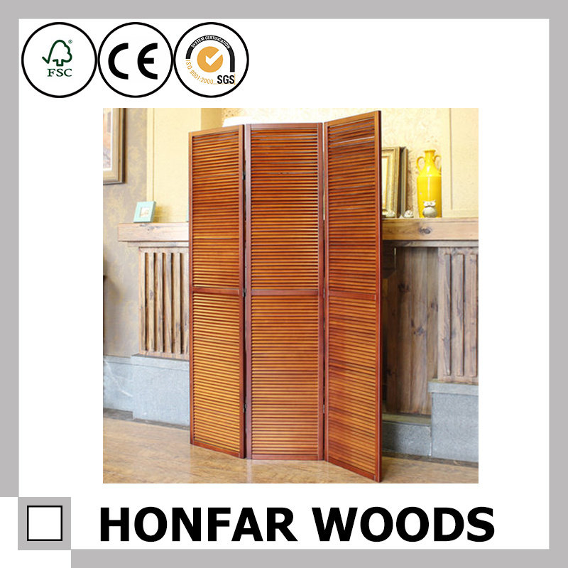 Chinese Style Panel Folding Screen for Home Furniture
