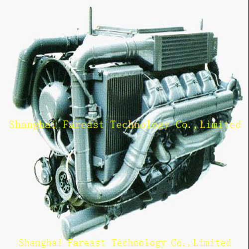 Deutz Bf10L513/Bf12L513cp/Bf12L513flc Diesel Engine with Spare Parts