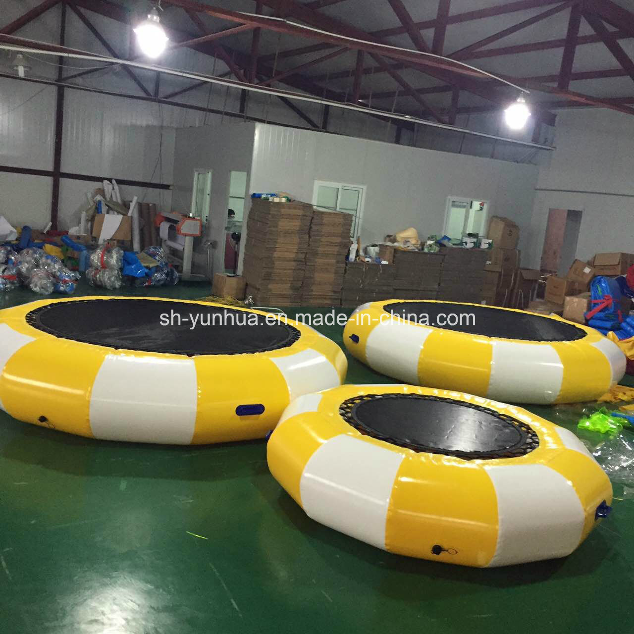 Inflatable Floating Water Park/ Amusement Park /Jumping Castle