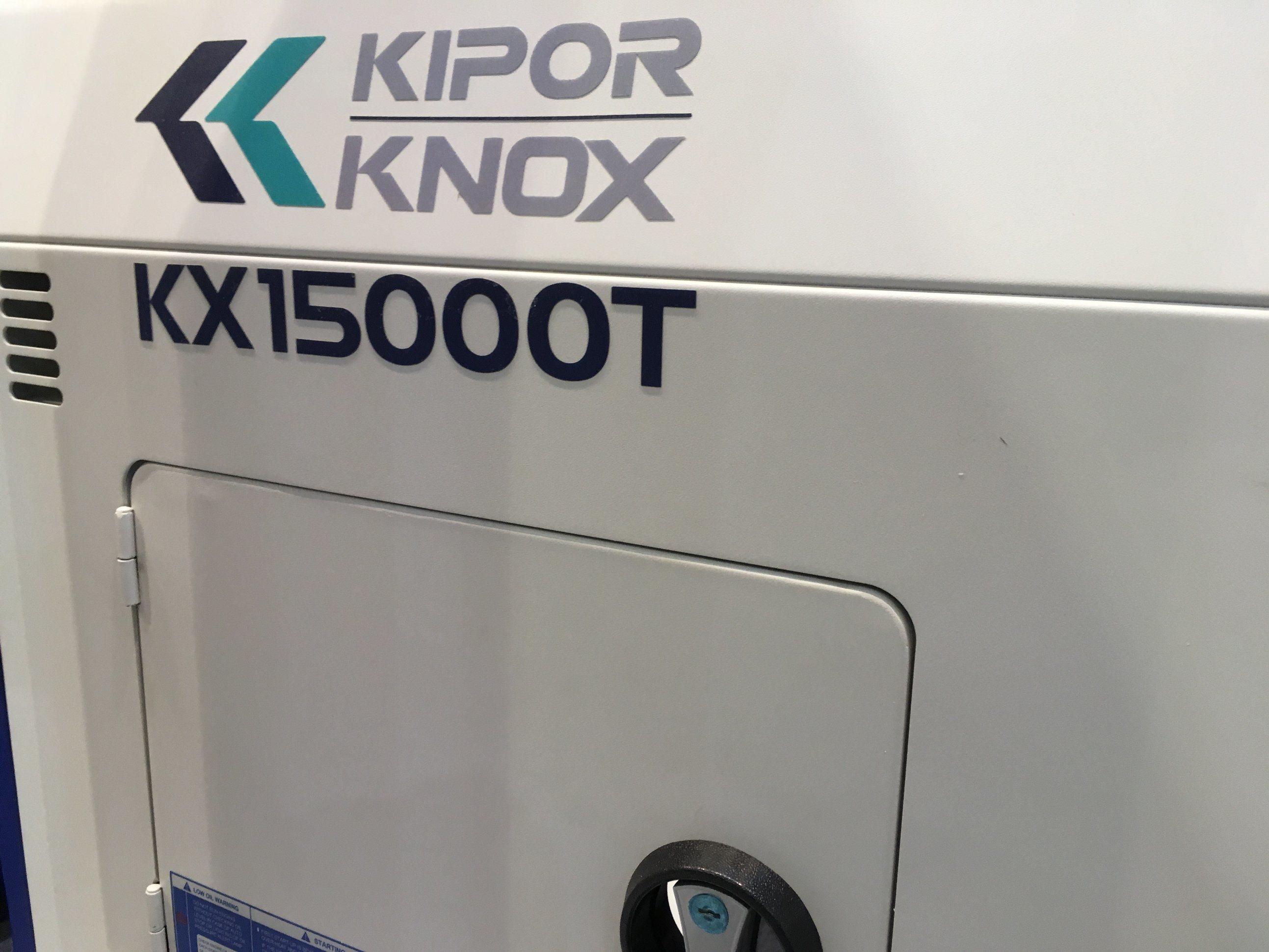Kipor 10kVA Silent Portable Genset with Kipor Diesel Engine