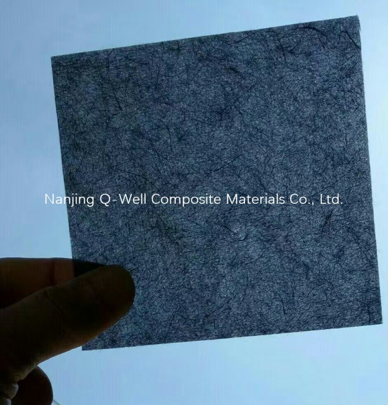 China Direct Supply Activated Carbon Fiber Surface Mat/Felt, Acf, A17003