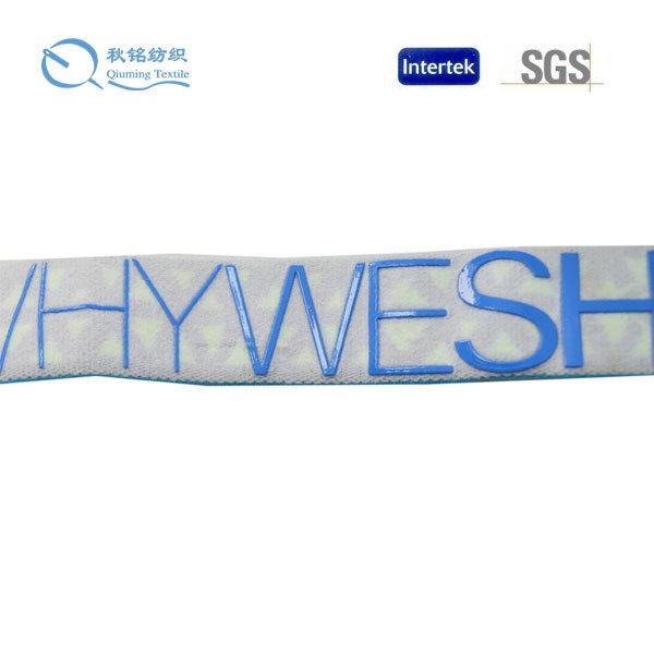 Jacquard Elastic Webbing with 4cm Width