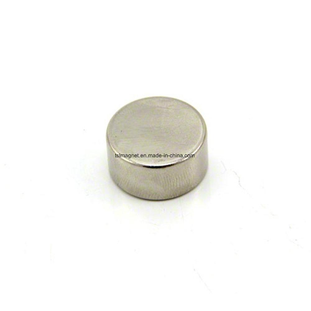 Sintered Rare Earth Permanent Disk Neodymium Magnets