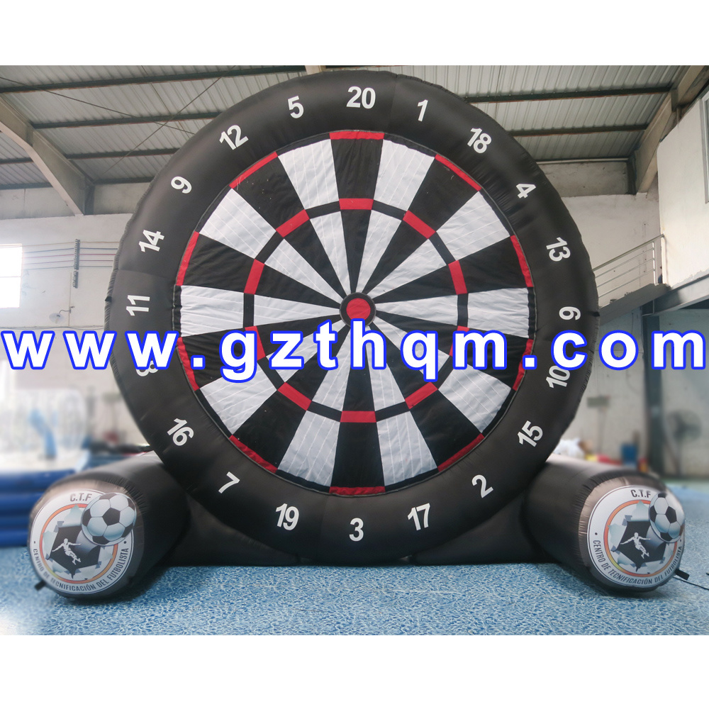 Inflatable Dart Game Model Soccer Darts Sport/New Design Inflatable Dart Game