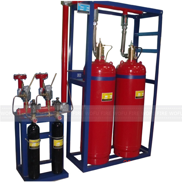 FM200 Fire Fighting System Gas Manometer