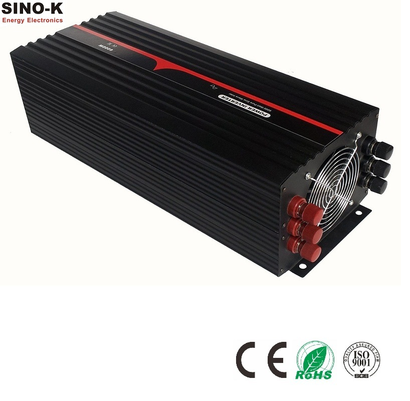 8000W off Grid Pure Sine Wave Solar Power Inverter