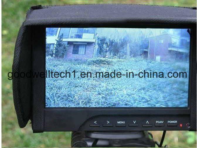 No Bluescreen Aerial Photography 7 Inch Fpv Monitor 16: 9