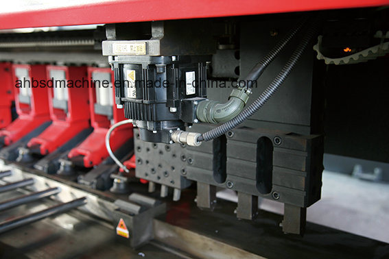 CNC V Groover Machine for Burglar Proof Door
