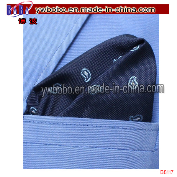 100% Woven Silk Scarves Silk Hankie (B8117)