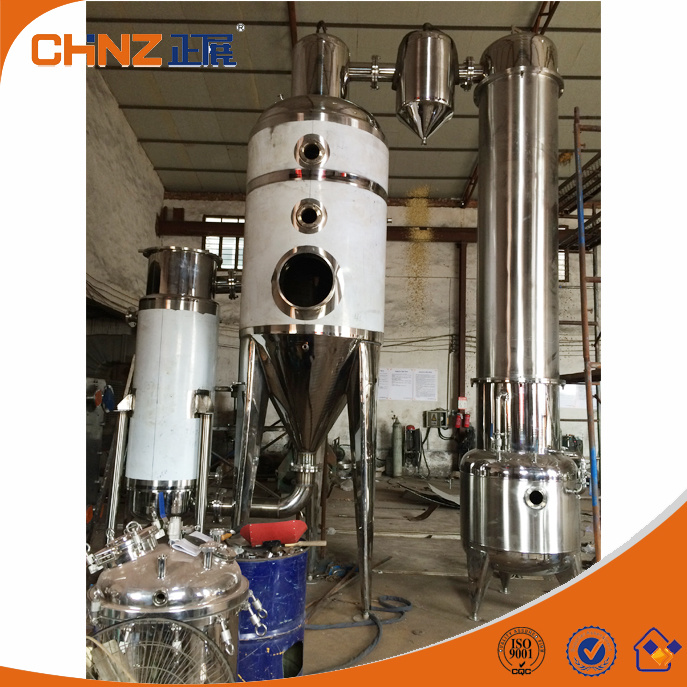 Multiple Effect Vacuum Evaporation Crystallizer Crystallization Equipment