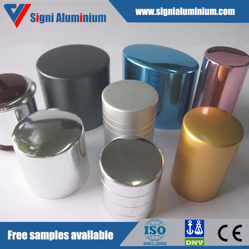 Coated Aluminium/Aluminum Foil for Bottle Neck