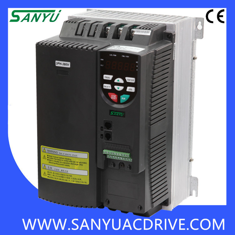 210A 110kw Sanyu AC Drive for Fan Machine (SY8000-110G-4)