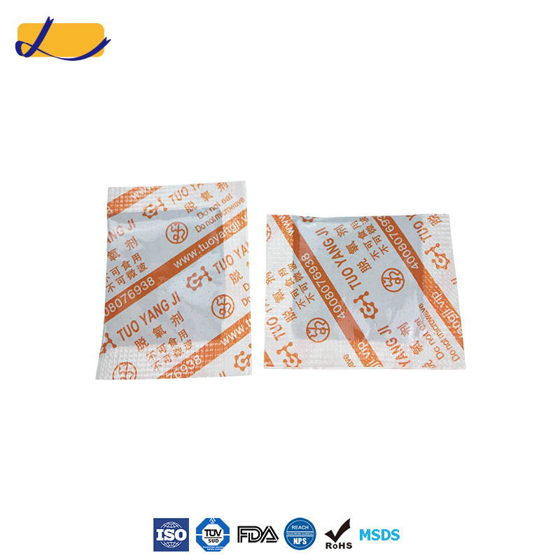 Top Sale Oxygen Absorber Factory Oxygen Scavenger for Dry Apple