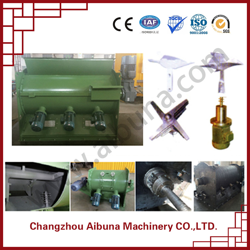 Multifunctional Powder Granule Paste Coulter Mixer