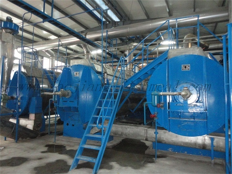 Wet-Pressed Fishmeal and Oil Plant Line