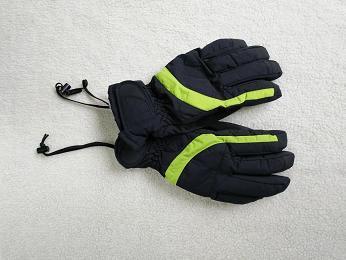 Adult Ski Glove/Adult Winter Glove/Winter Bike Glove/ Bike Glove/Detox Glove/Eco Finish Glove/Oekotex Glove/Touch Screen Glove/Waterproof Glove/Zipper Glove