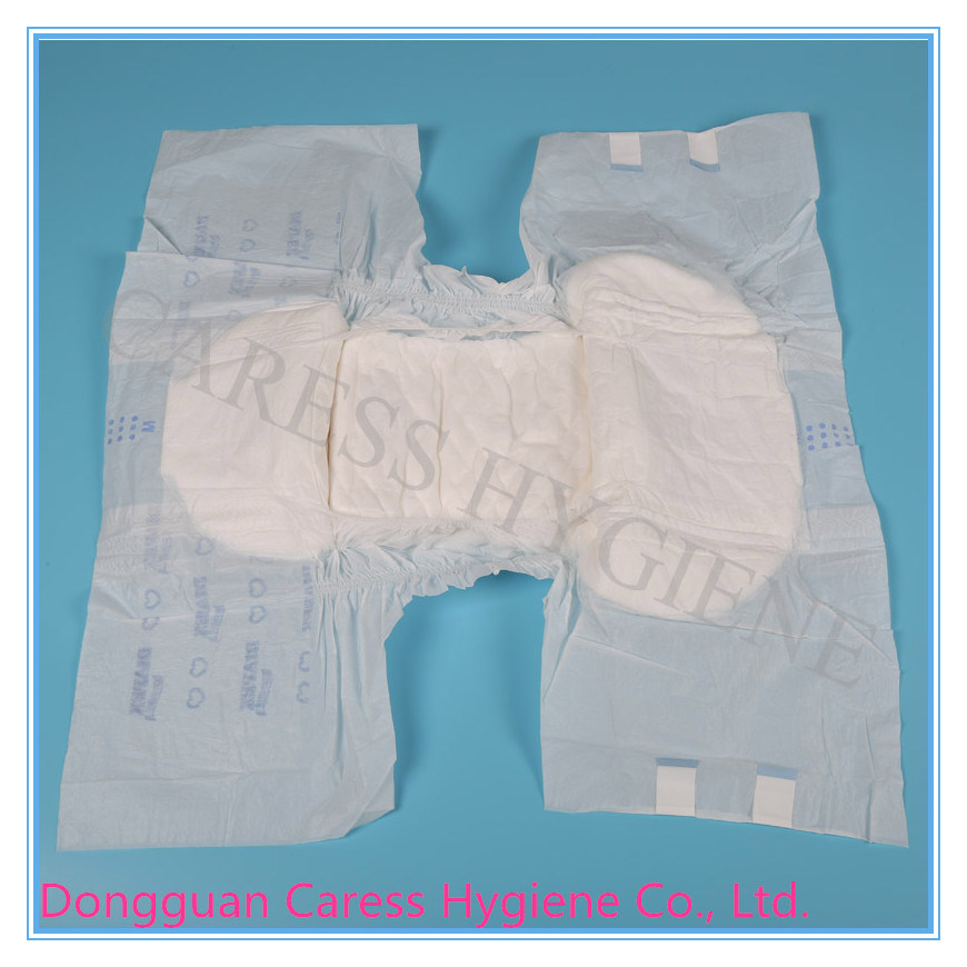 High Absorption Adult Diaper for Incontinence People