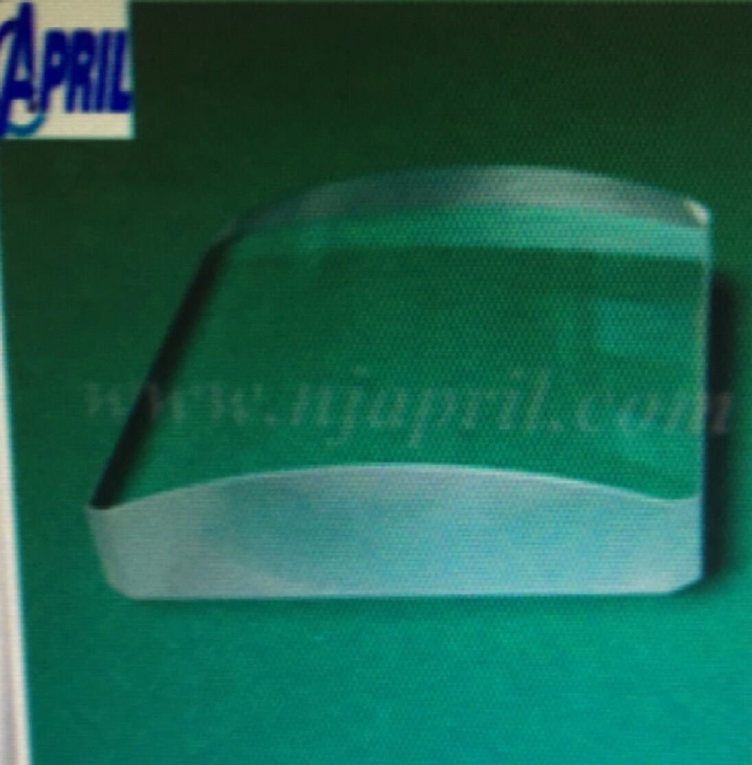 Optical Sapphire Plano-Convex Cylindrical Lens