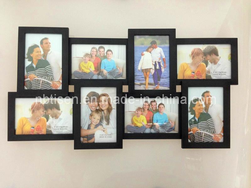 Plastic Multi Photo Frame (H-8)