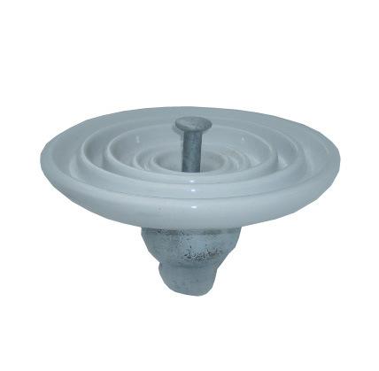 Disc Suspension Porcelain Insulator Normal Type U120b 146 China Insulator Pin Insulator