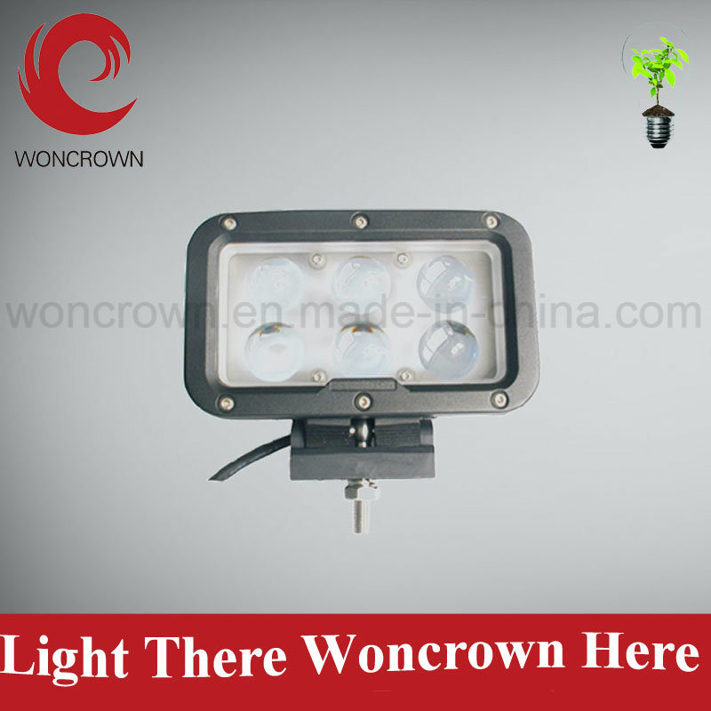 IP 67 CREE Spot/Flood Beam LED Work Light for Jeep Boat SUV Offroad