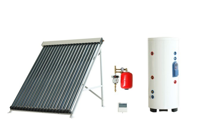 Split Solar Water Heater - China Solar Power Home, Best Water Heaters