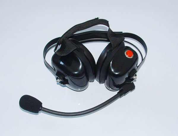 Industrial 2-way Radio Headsets : Rugged Radios: Headsets