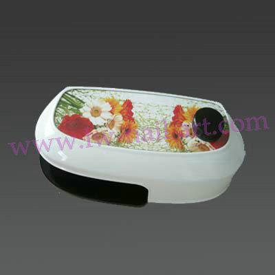 Nail Art 9W UV Lamp UV Light with Timer 90s 120snail Gel Cure Machine Nail Tool