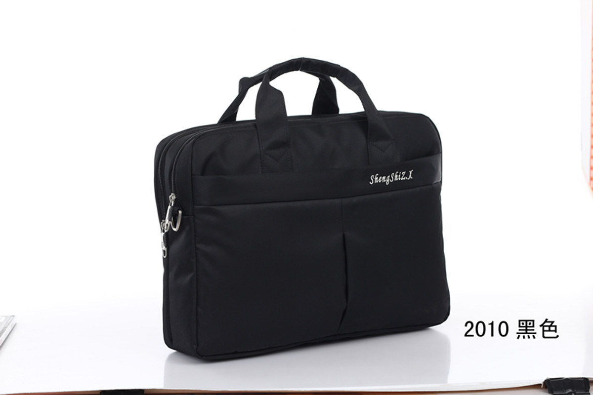Nylon Laptop Messenger Bag 10