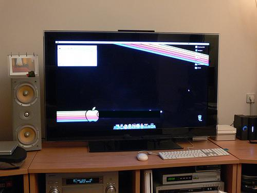 how to use my hisense tv as a monitor